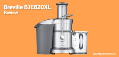 Breville BJE820XL review