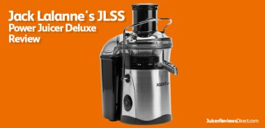 Jack Lalanne Deluxe review