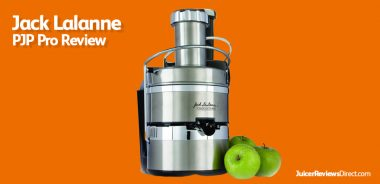 Best Jack LaLanne Juicer Reviews | Ultimate Buying Guide of 2020