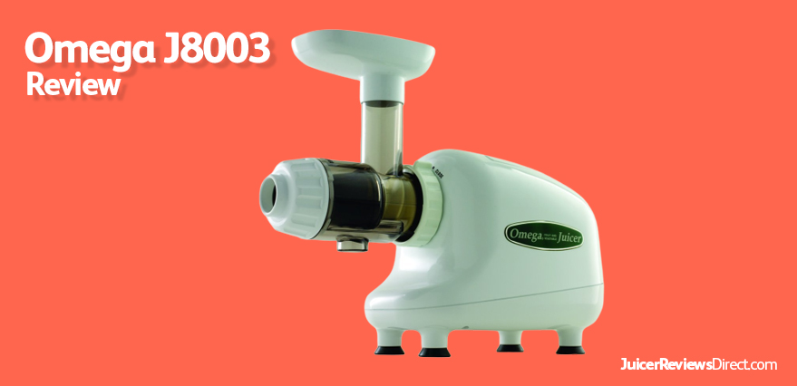 Omega J8003 review