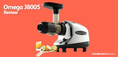Omega J8005 review