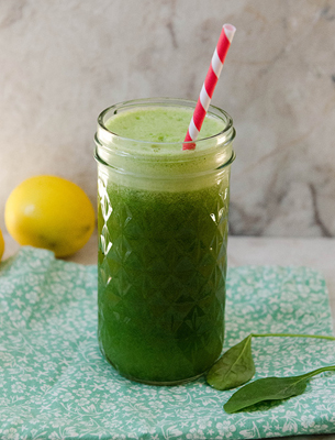 Spinach Lemonade​