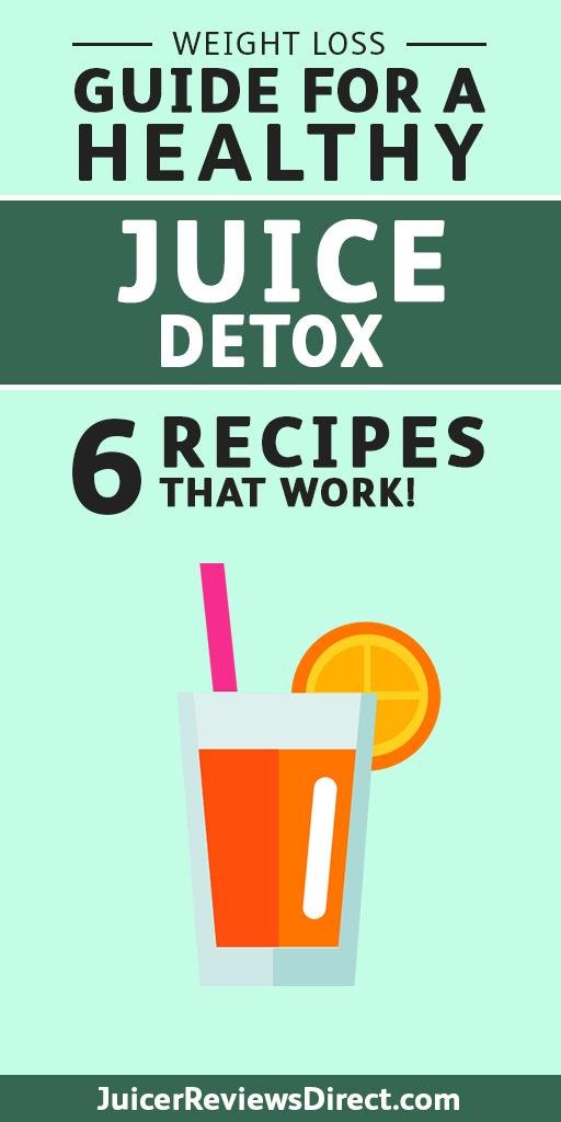 juice detox guide