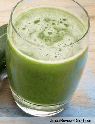 Cucumber Jolt juice recipe