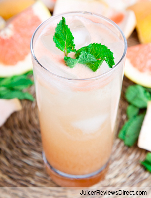 Grapefruit Fat Melter juice recipe