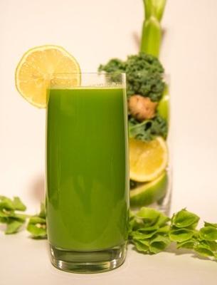 Green Aid Blitz Recipe