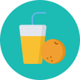 juice fasting icon